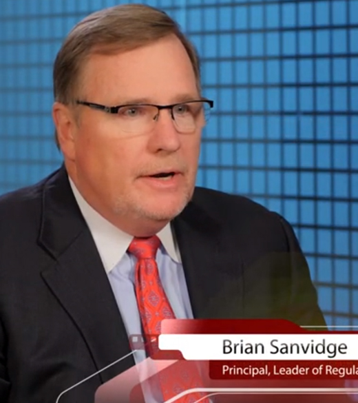 Brian Sanvidge, Leader of Anchin's Regulatory Compliance and Investigations Group
